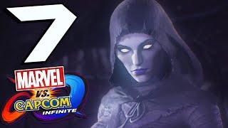 Marvel Vs Capcom Infinite Story Part 7 Day of Convergence recalled!