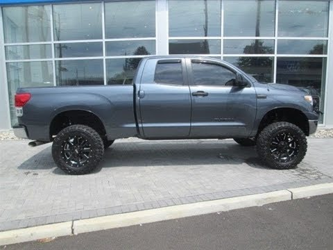2010 Toyota Tundra Lifted Truck For Sale - YouTube