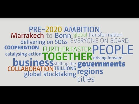 Global Climate Action High-Level: Finance, Sustainable Cities, Resilience, and Zero Hunger