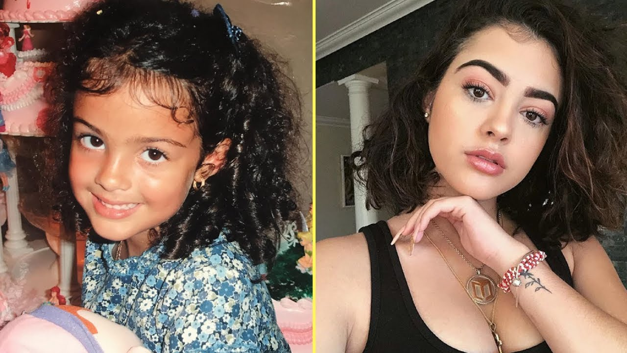 6 Instagram Models As Kids (Childhood Photos Of Sommer Ray, Chantel  Jeffries and More) 2019