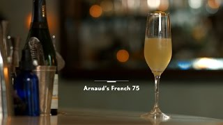 Make This Cocktail: Arnaud's French 75