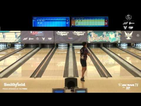 2016 USBC Queens - Double Elimination - Final Day Afternoon