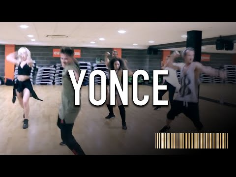 YONCE by Byonce Dance ROUTINE Video | Brendon Hansford Choreography