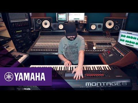Yamaha Montage Wojtek Olszak Pack | Synths | Yamaha Music | Polski