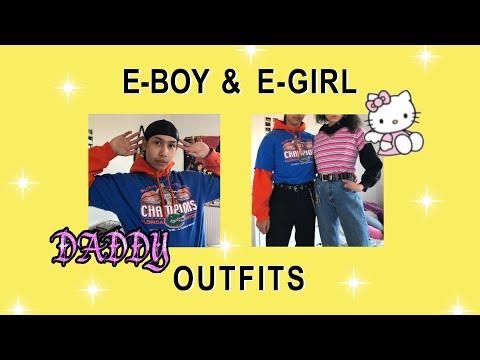 E Girl & E Boy LOOKBOOK 😈🦋💕