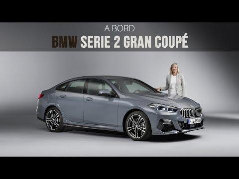 A Bord De La Bmw Serie 2 Gran Coupe 2019 Youtube