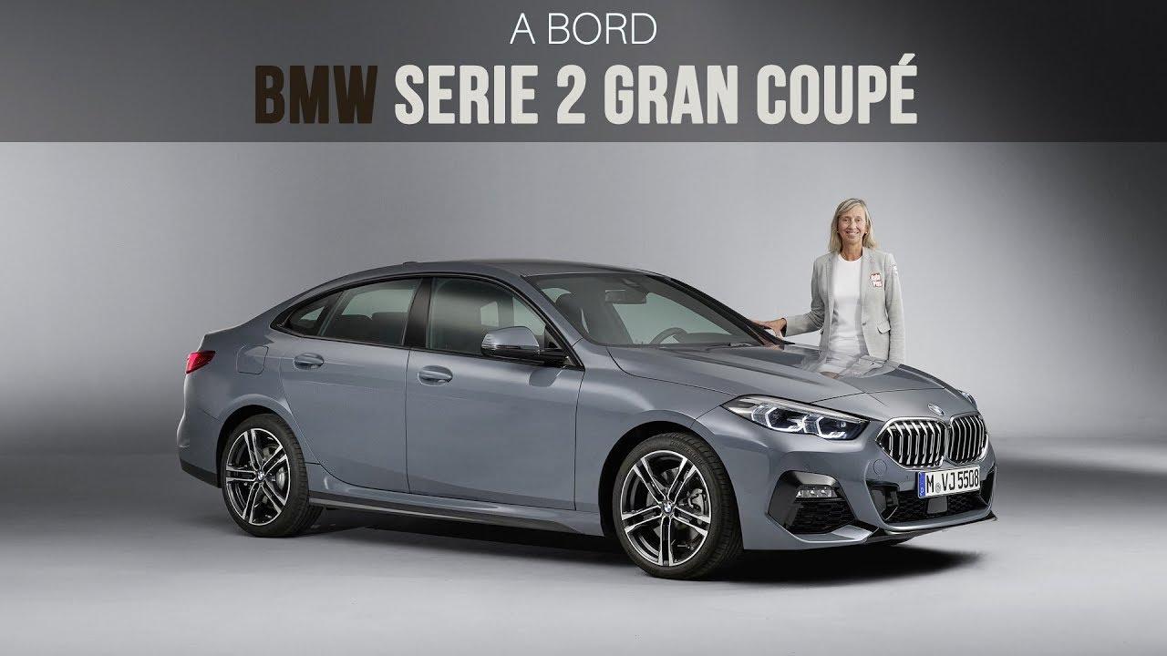 A Bord De La Bmw Serie 2 Gran Coupe 2019