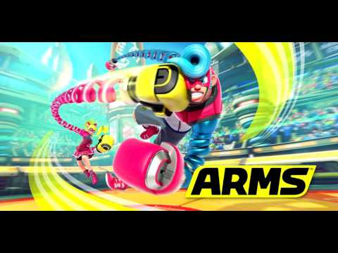 Arms - Springman's Stage (Not Official Name) Extended