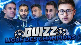 LE QUIZ LIGUE DES CHAMPIONS !!!
