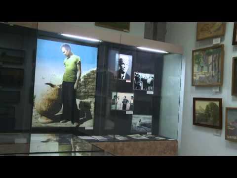 Journey of Discovery - Savitsky Art Gallery in Nukus, Oezbekistan