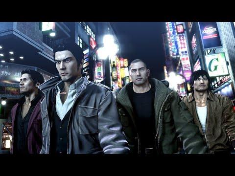 40  Each of their dreams  Ryu Ga Gotoku 5Yakuza 5 OST