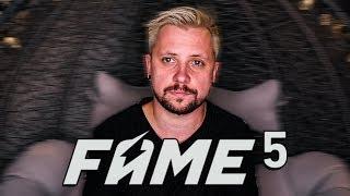 Konferencja FAME MMA - Strzał z Dvpska #16