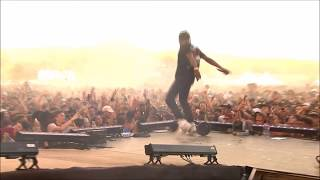 Travis Scott - Butterfly Effect | LIVE | OAF2017 (CRAZY)