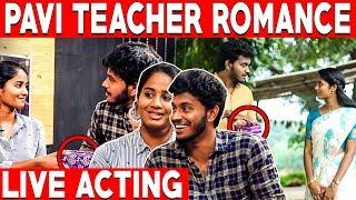 PAVI TEACHER ROMANCE WITH NP   Exclusive Interview   Part 2