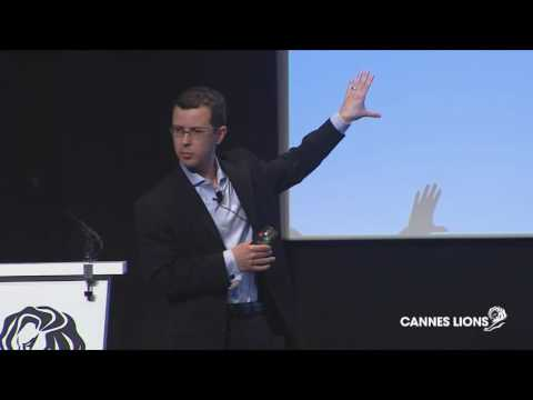 Thales Teixeira at Cannes Lions, Recipe for Viral Advertising