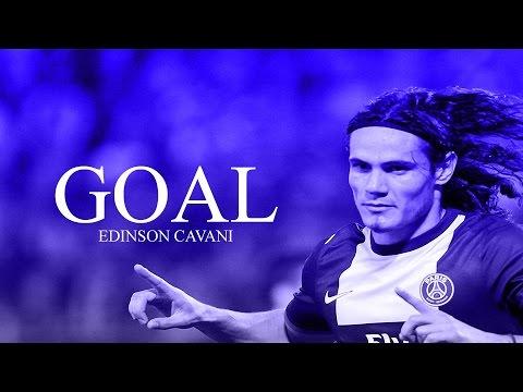 Edinson Cavani przeciwko Malmoe FF. Film
