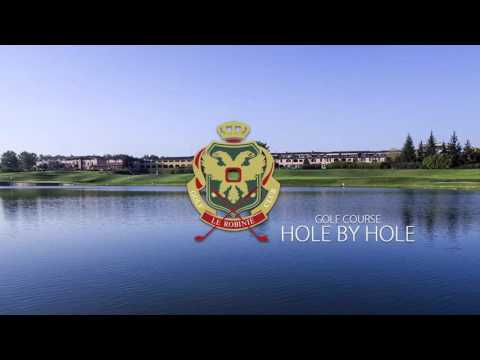 Le Robinie Jack Nicklaus Course - Hole by Hole