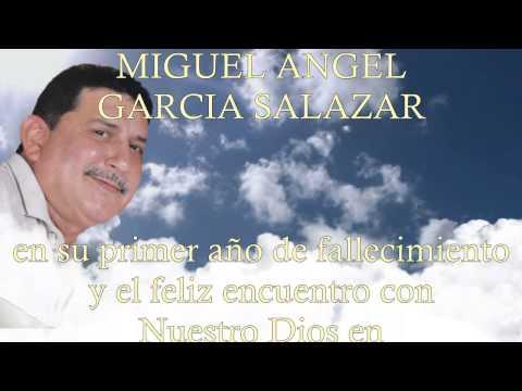 1 Año De Fallecido De Miguel Angel Invitacion A Misa Youtube