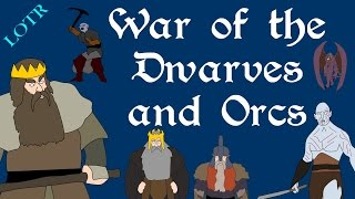 Lord of the Rings: War of the Dwarves and Orcs