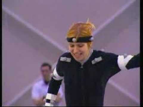 Odd Gaming Moments: Vitamin C Motion Capture