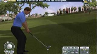 Tiger Woods PGA Tour 10 First Impressions/Gameplay