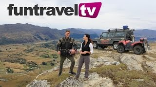 Nomad Safaris getting off the beaten track in Queenstown, New Zealand