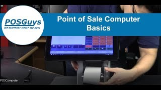 Basic walkthrough on what to look for when purchasing a pos computer. compare point of sale computers restaurants with ones built retail and even tab...