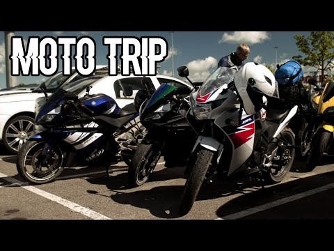 Motorcycle trip | Arround Lithuania