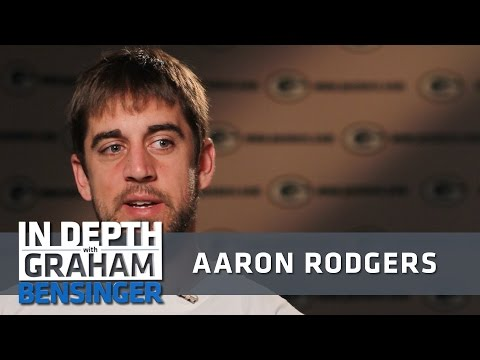 Aaron Rodgers: I almost quit football