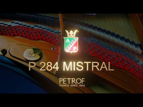 Petrof Mistral 284 for Pianoteq
