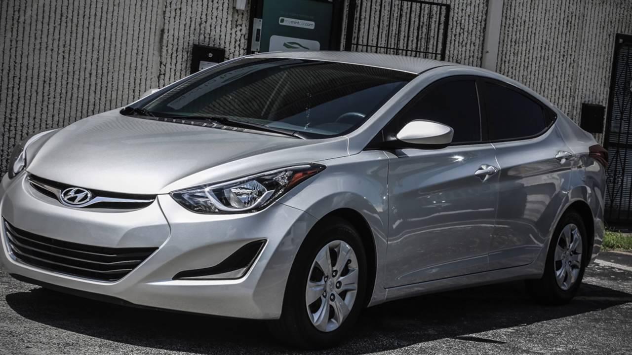 Hyundai Elantra 2016 Disponible Para Entrega Inmediata