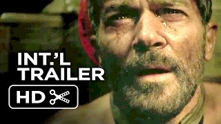 The 33 Official International Trailer #1 (2015) - Antonio Banderas, Rodrigo Santoro Movie HD