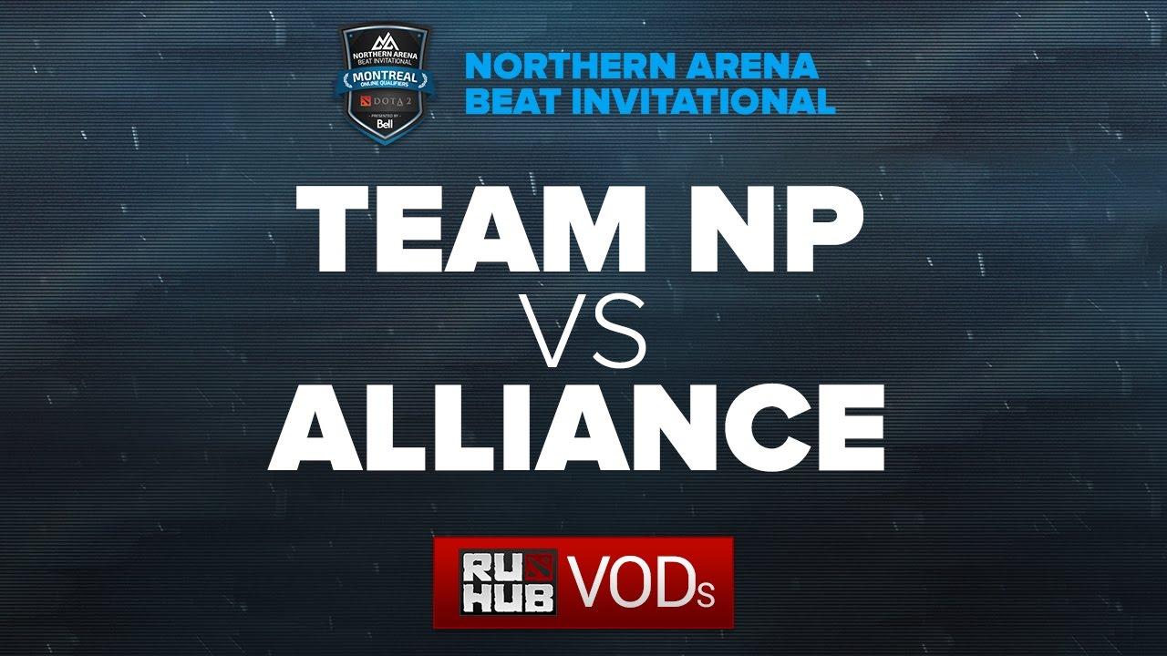Team NP vs Alliance, NA Arena Beat Invitational [Lex, 4ce]