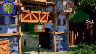 Adventure School - Educational Video Game for Grade 1 kids