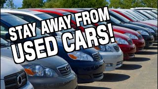 Don't Buy Used Cars Right Now on Everyman Driver
