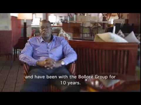 Bolloré Africa Logistics - Interview with Mohamed Abdoulaye Diop, Regional Managing Director
