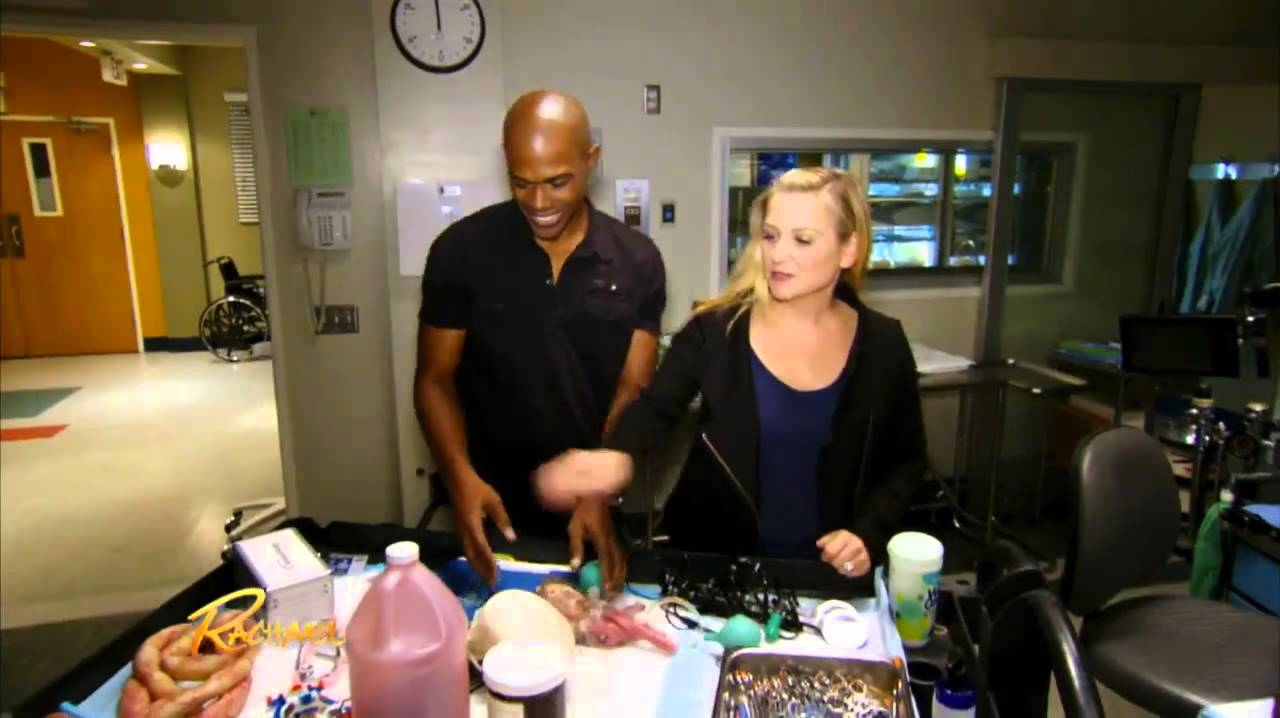 Jessica Capshaw takes us behind the scenes of Grey\'s Anatomy ...