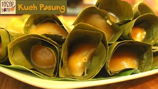 Kueh Pasung, Kue Kukus Tradisional dari Tepung Beras