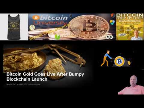 Bitcoin Gold Goes Live After Bumpy Blockchain Launch