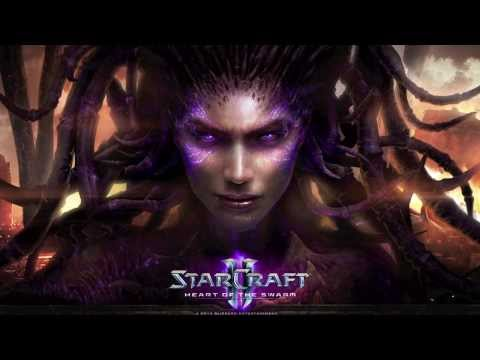 """StarCraft II: Heart of the Swarm Ending Cinematic Music - """"Ascension"""" by Neal Acree"""