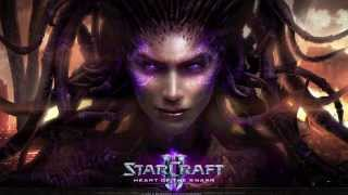 "StarCraft II: Heart of the Swarm Ending Cinematic Music - ""Ascension"" by Neal Acree"