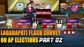 ABN Exclusive Report on Lagadapati Rajagopal Survey | Part 2 | ABN Telugu