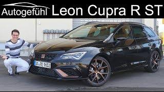 Seat Leon Cupra R ST FULL REVIEW - Autogefühl