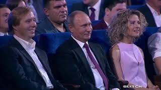 SHOK  Slepakov spel Putinu  montazh  MosCatalogue net