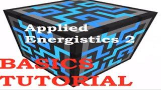 applied energistics 2 autocrafting