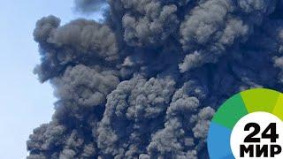 В центре Екатеринбурга взорвали 220-метровую телебашню - МИР 24