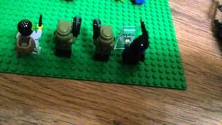 Расвет сериал lego (убежище)4часть