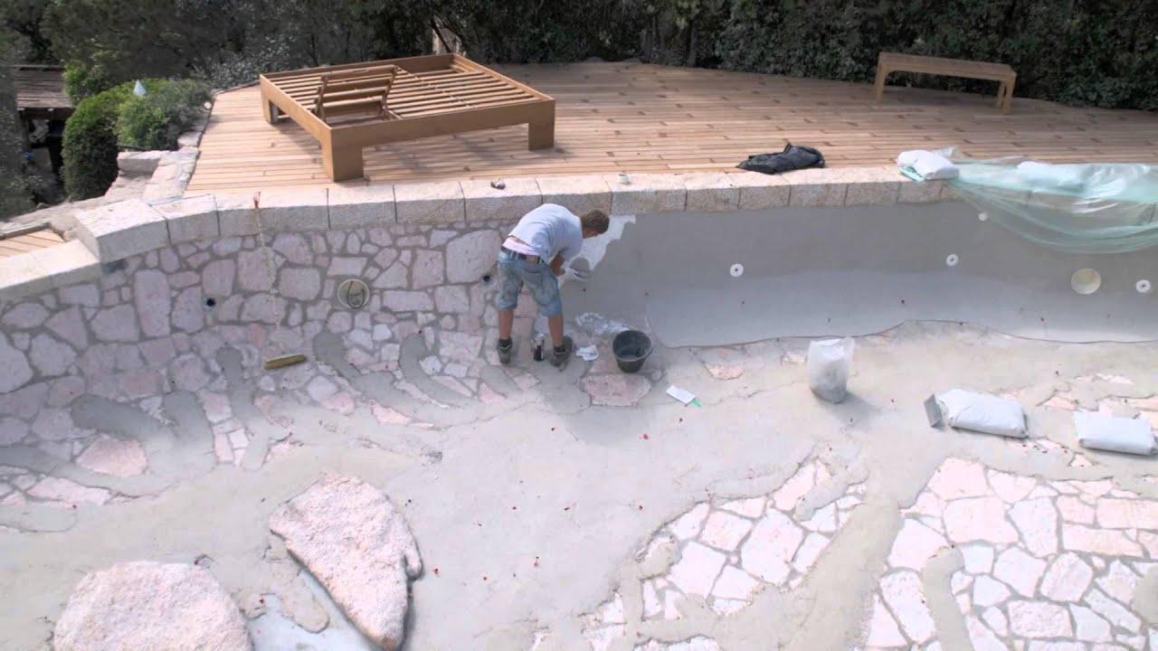 Biodesign ristrutturazione vecchia piscina youtube for Piscine biodesign