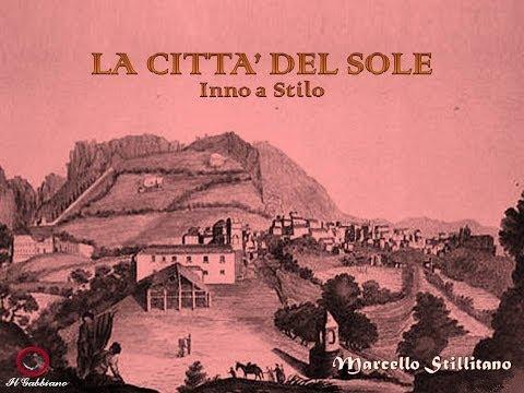 """Marcello Stillitano """"La Città del Sole"""" (testo e musica di Marcello Stillitano)"""