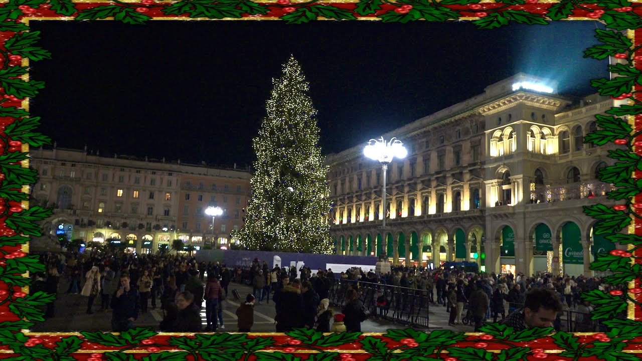 Happy New Year 2019 from Milan!
